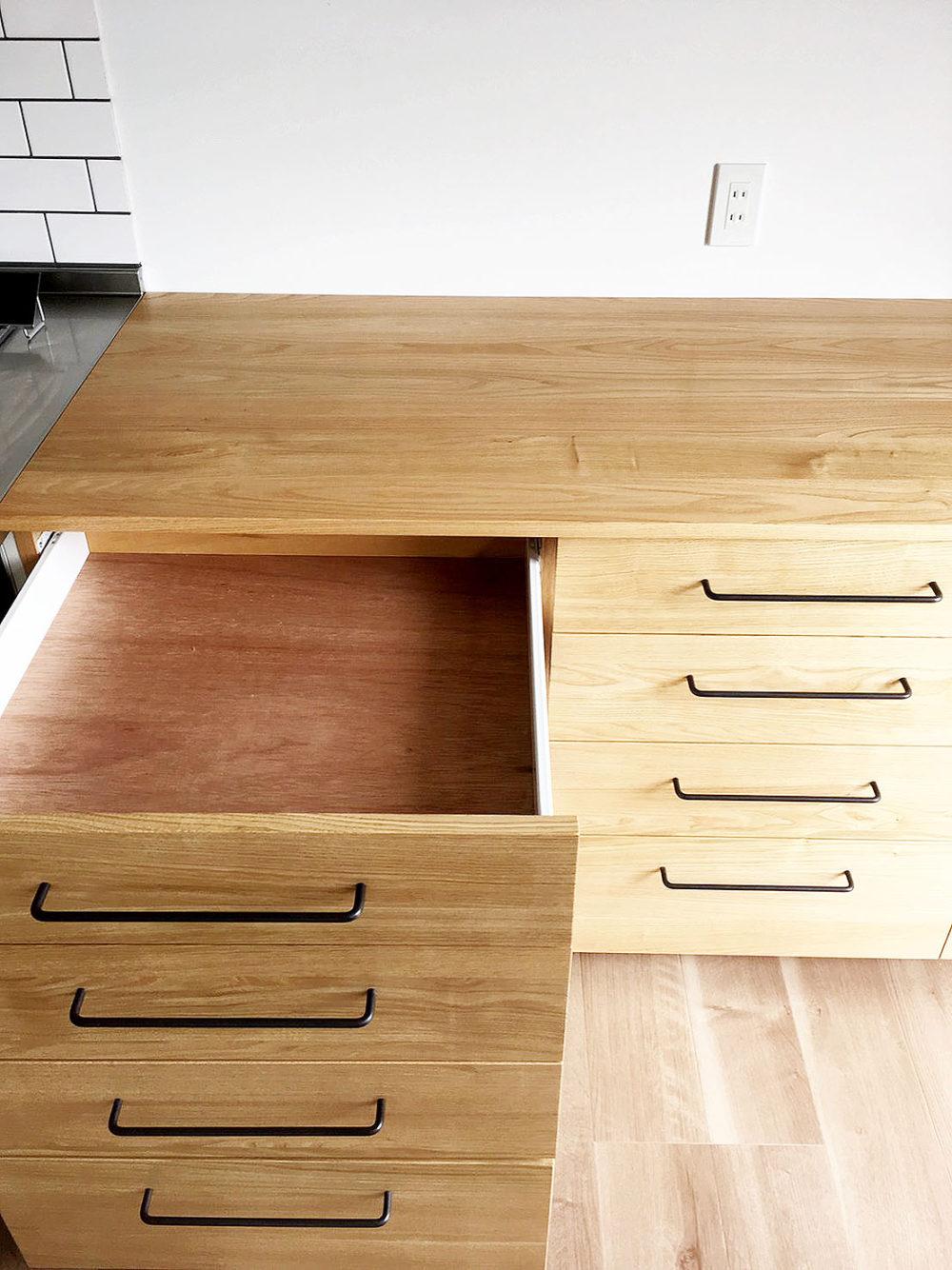 オーダー家具・食器棚/関西・和歌山