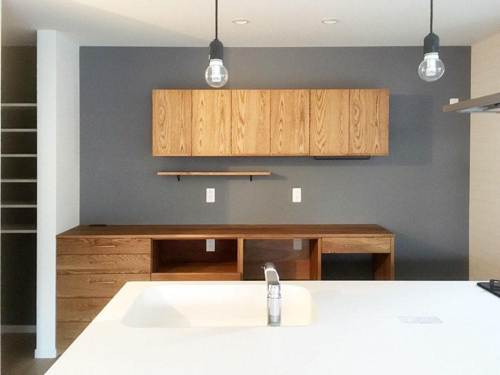 オーダー家具・食器棚、カップボード/関西・大阪・豊中