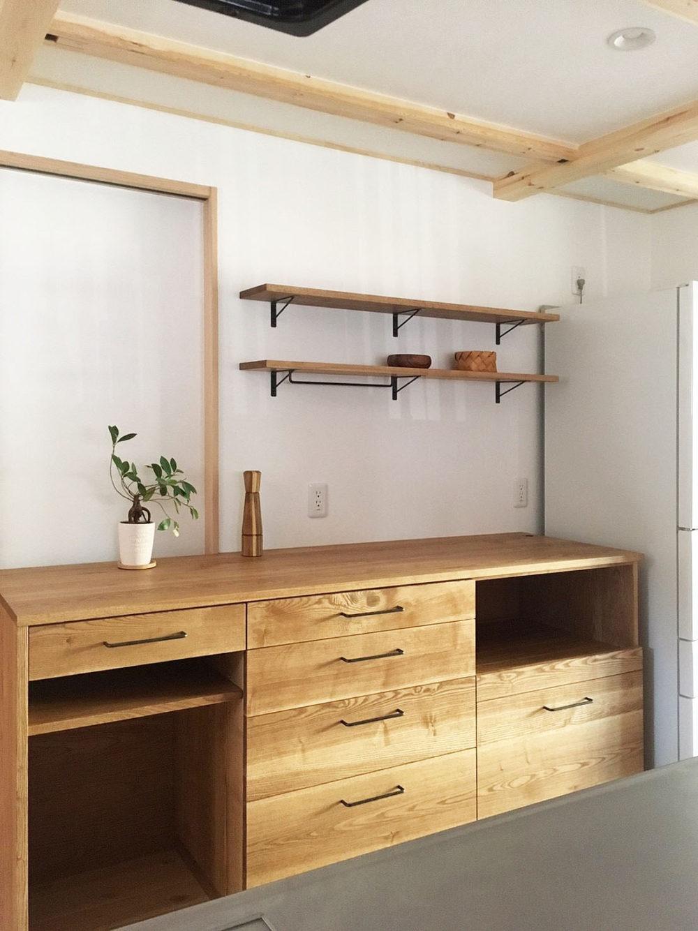 オーダー家具・カップボード、食器棚/東海・岐阜