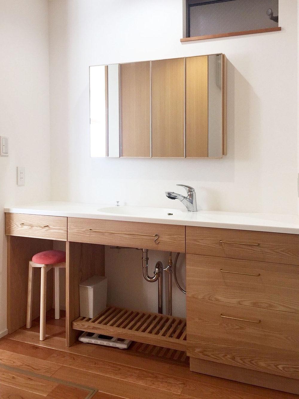 オーダー家具・洗面台/関西・大阪