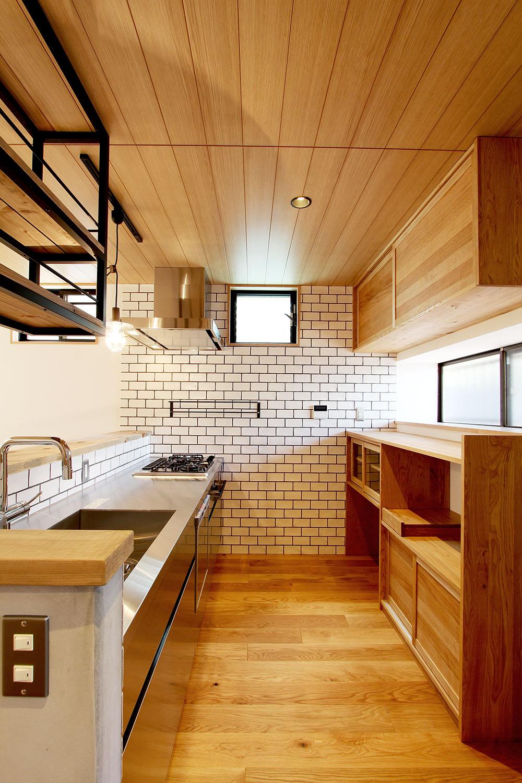 オーダー家具・食器棚、カップボード/関西・京都