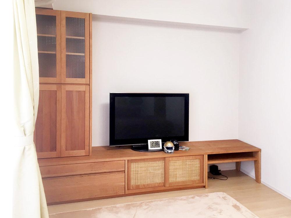 オーダー家具・リビングボード/関西・大阪・吹田市