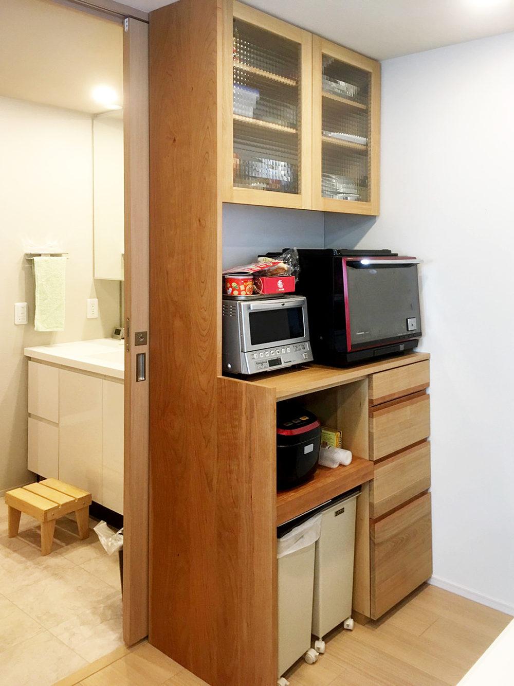 オーダー家具・食器棚/関西・大阪・吹田