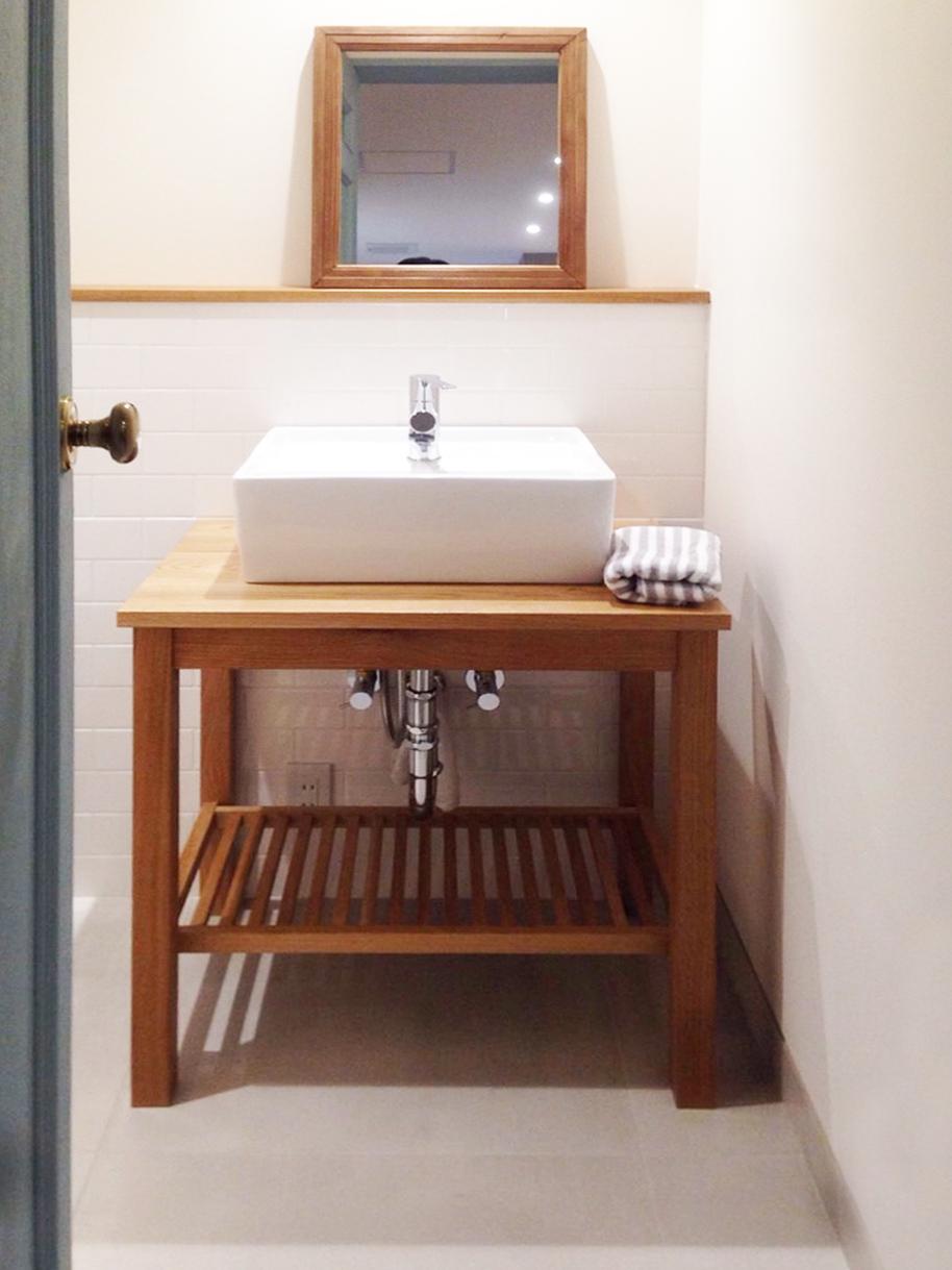 オーダー家具・洗面台