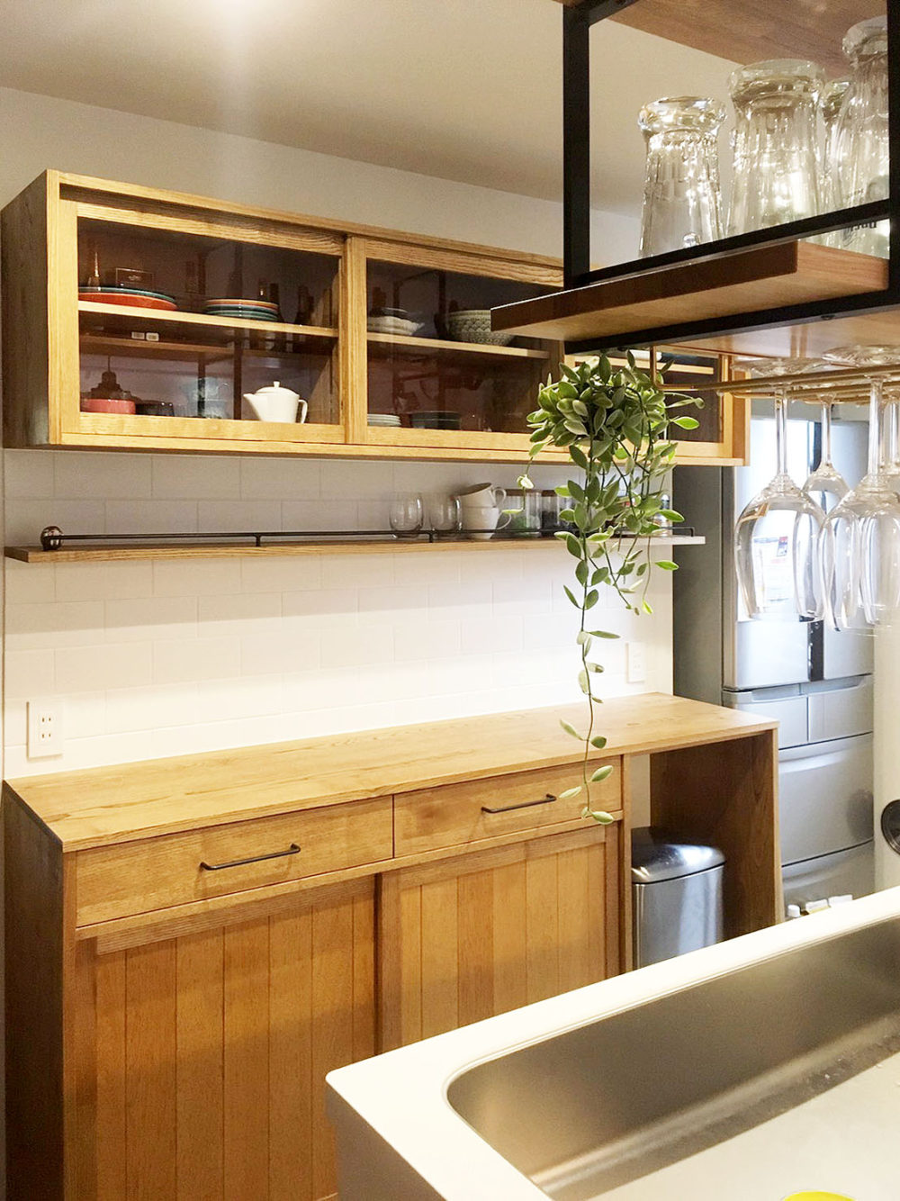 オーダー家具・食器棚/関東・東京・町田