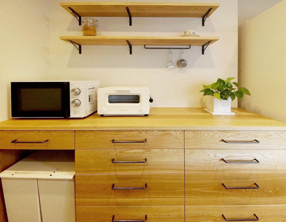 オーダー家具・食器棚カップボード/関西・西宮