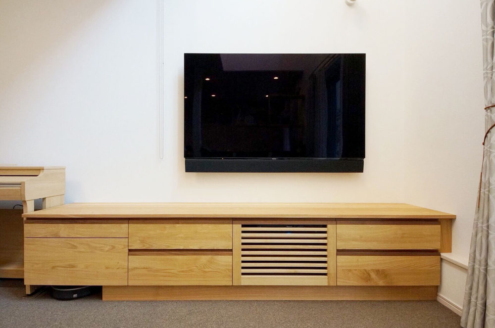 オーダー家具・テレビボード/関西・大阪・茨木