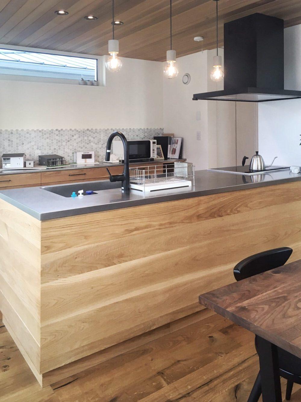 オーダーキッチン・家具 II型キッチン