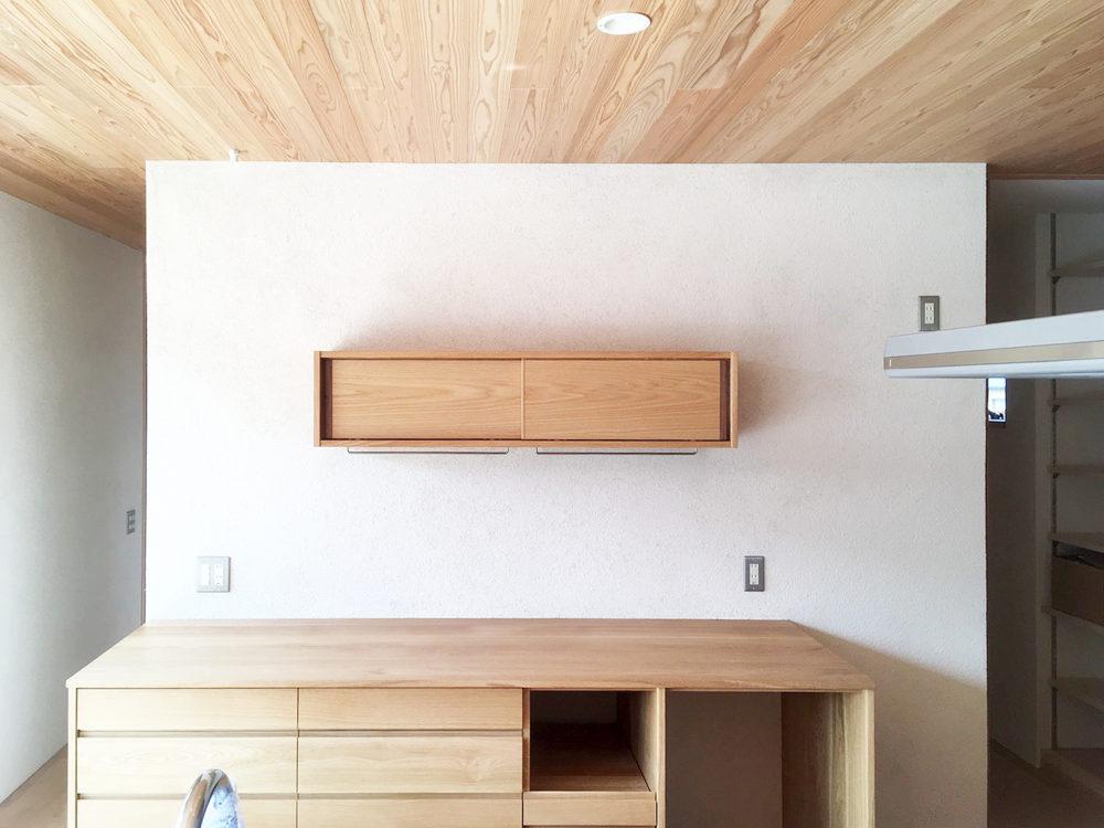 オーダー家具・食器棚/関西・奈良