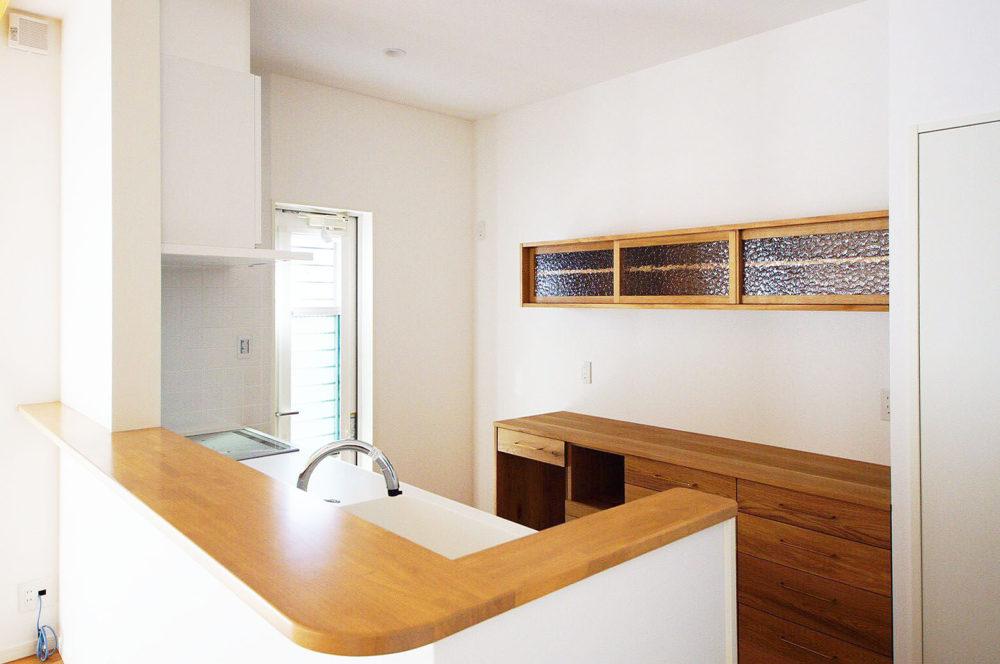 オーダー家具・カップボード食器棚/関西・奈良・香芝