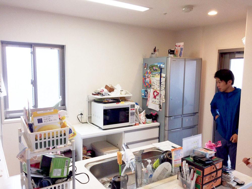 オーダー家具・カップボード食器棚/関西・大阪・吹田