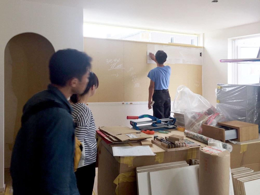 オーダー家具・食器棚・カップボード/関西・和歌山