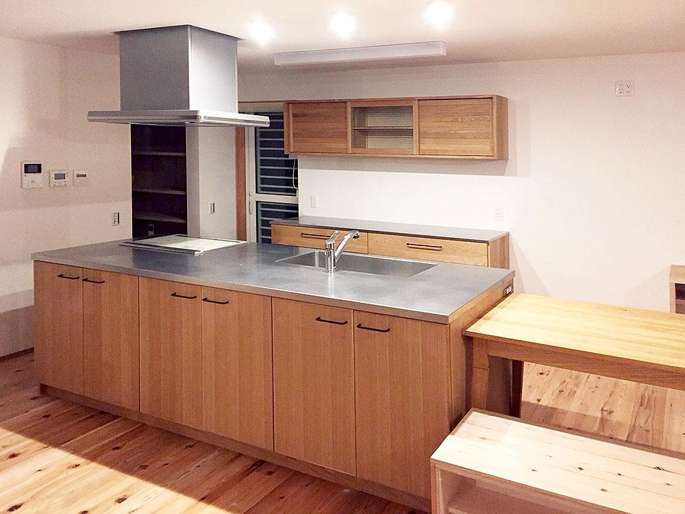 オーダーキッチン・オーダー家具