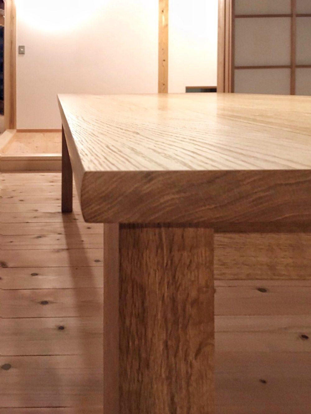 オーダー家具テーブル愛知県