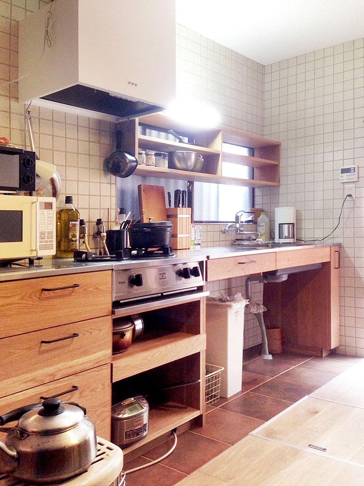 オーダーキッチン/関西・大阪・北摂