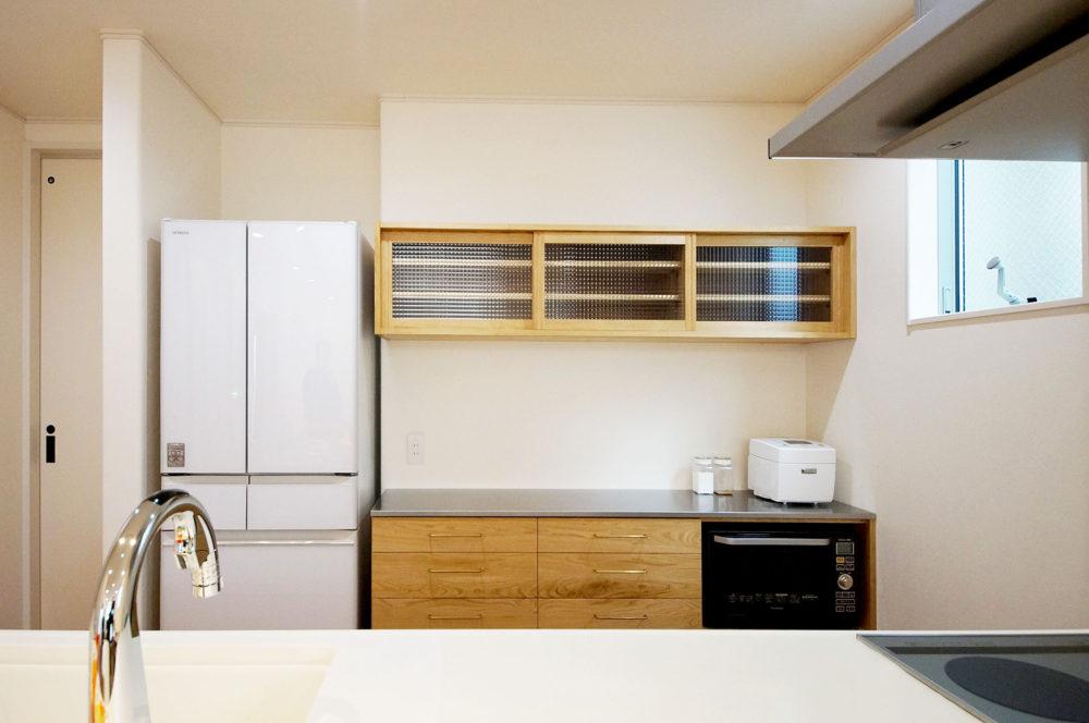 オーダー家具・カップボード食器棚/関西・兵庫・神戸