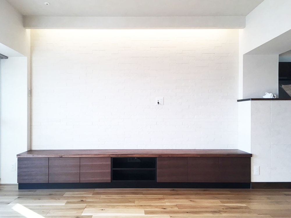 オーダー家具・テレビボード