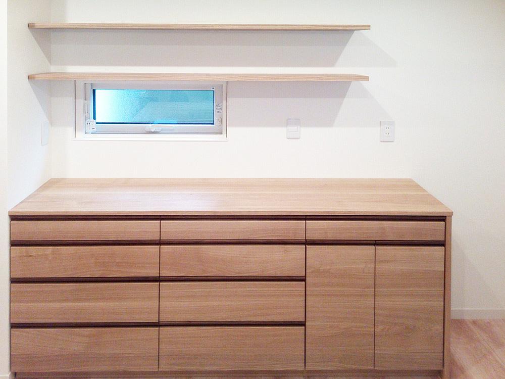オーダー家具・食器棚・カップボード
