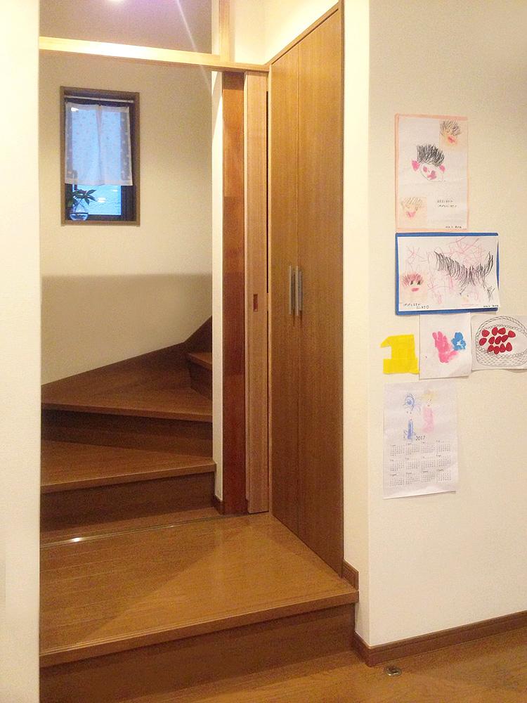 オーダー家具・木製扉/関西・大阪・吹田