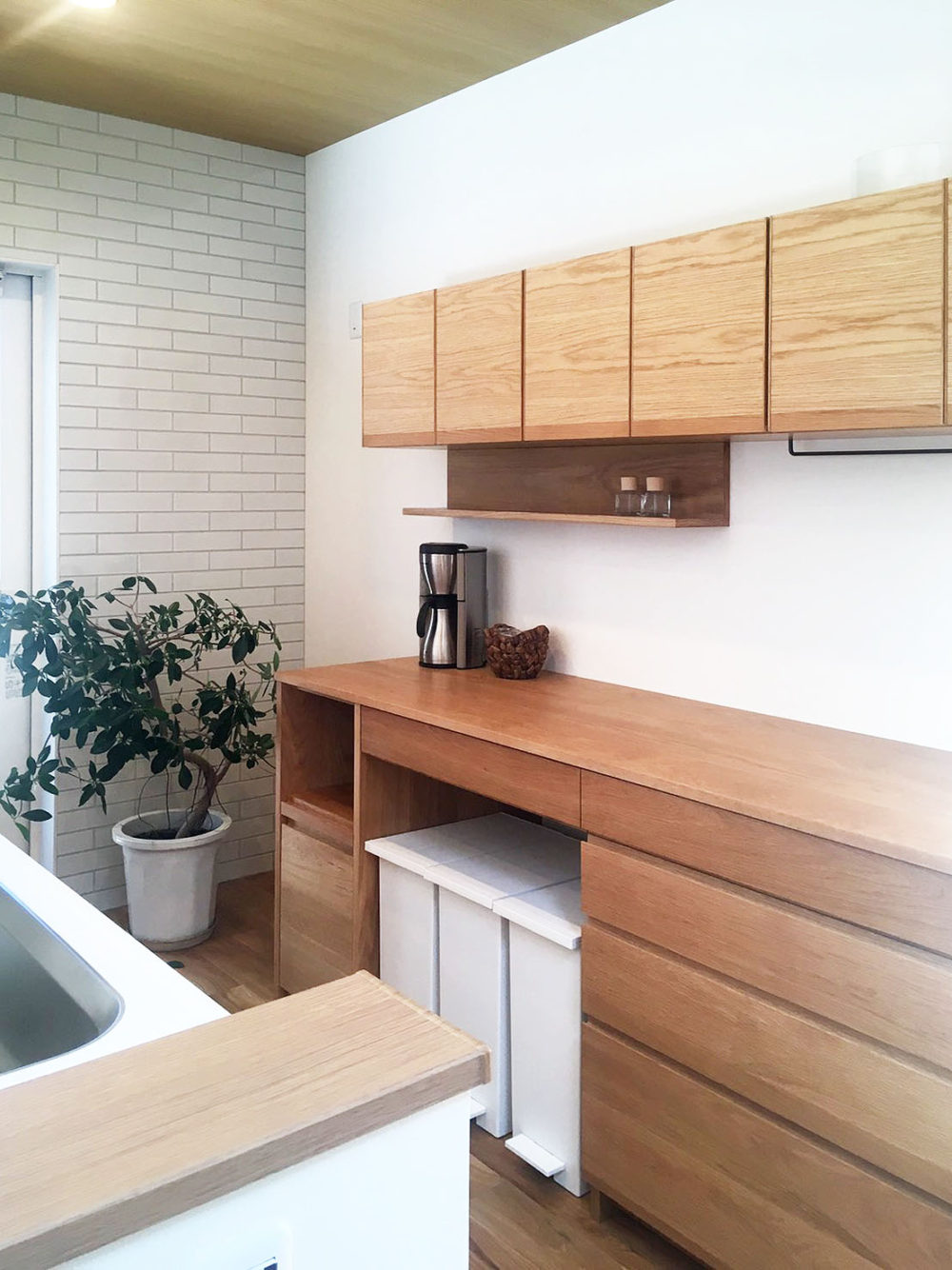 オーダー家具・食器棚/関西・大阪・貝塚