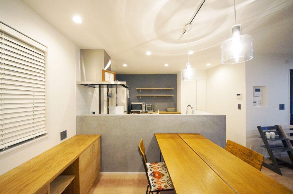オーダー家具・カップボード食器棚/関東・東京