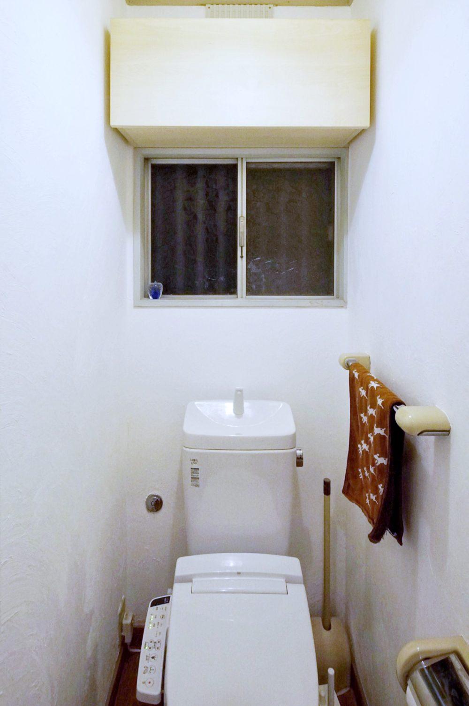 オーダー家具・トイレ収納/関東・神奈川・鎌倉
