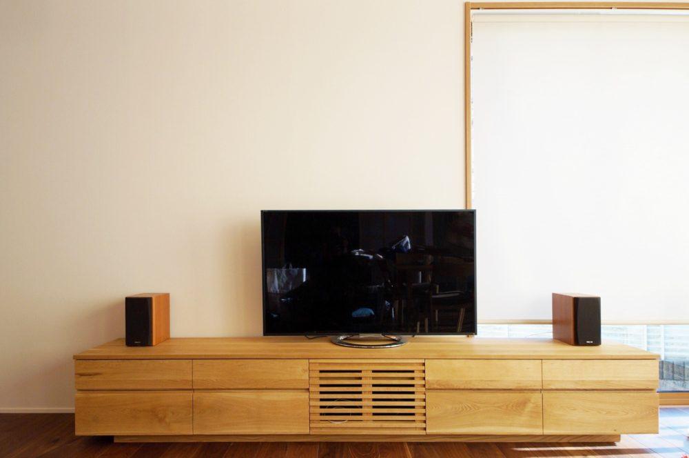 オーダー家具・テレビボード/関西・大阪・茨木市