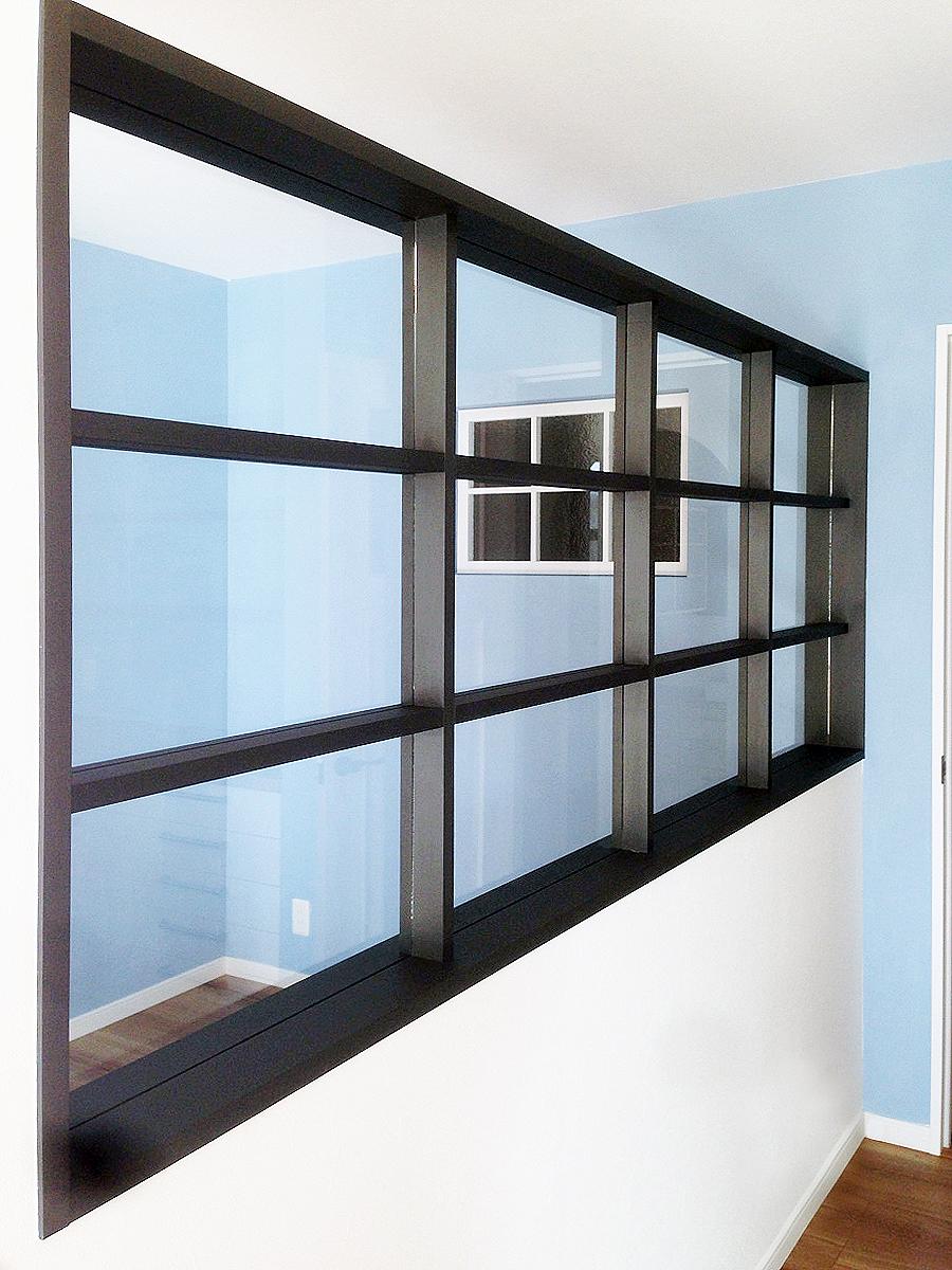 木製窓オーダー家具