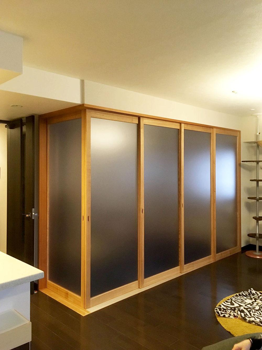 オーダー家具・建具、扉