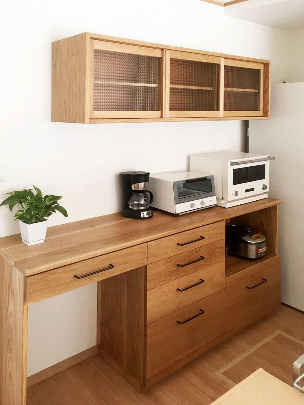 オーダー家具・食器棚、カップボード/関東・神奈川