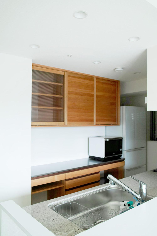 オーダー家具・食器棚、カップボード/関西・大阪・豊中市
