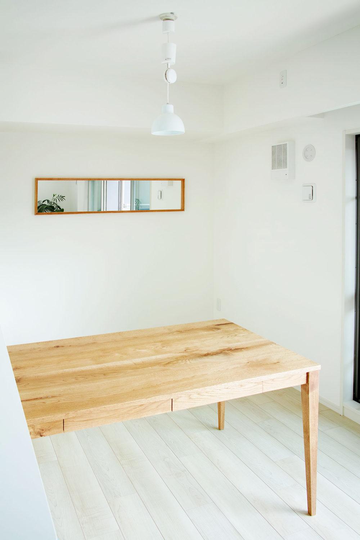 オーダー家具・ダイニングテーブル/関西・大阪・豊中市
