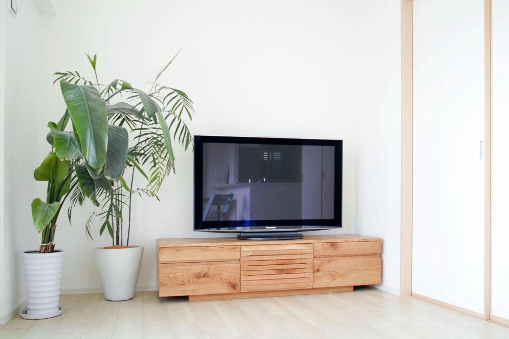 オーダー家具・テレビボード、TV台/関西・大阪・豊中市