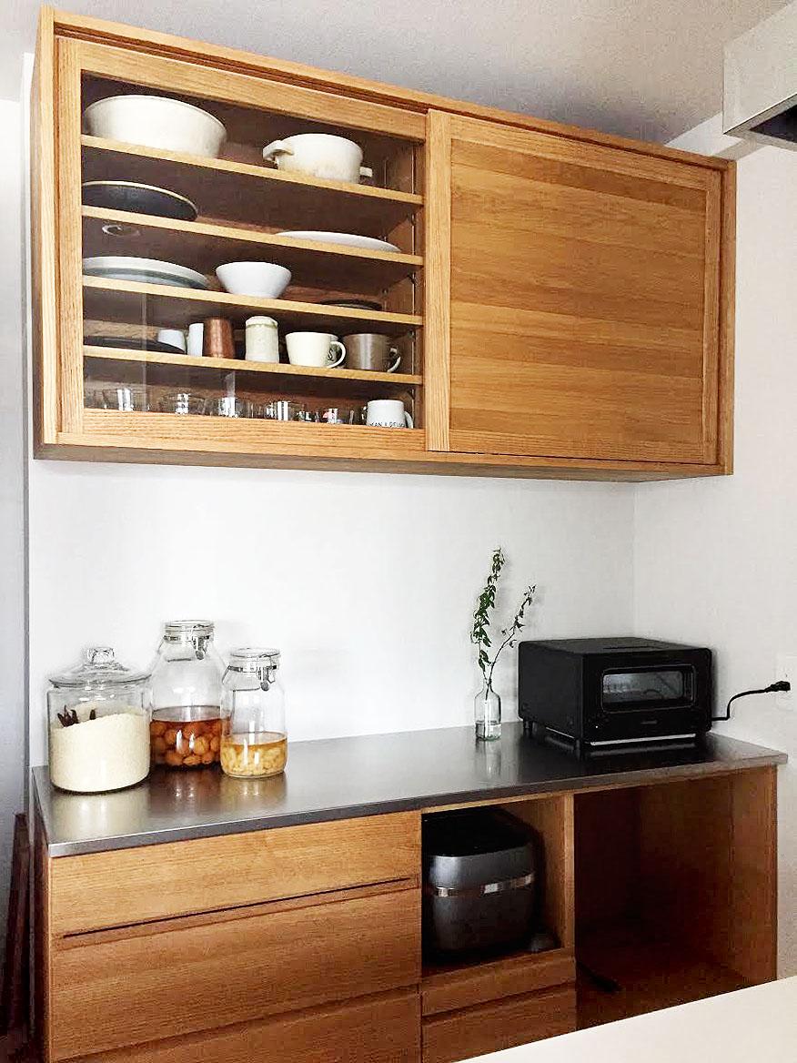 オーダー家具・食器棚/関西・大阪